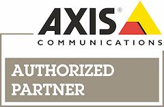 Partner-Logo: Axis communications